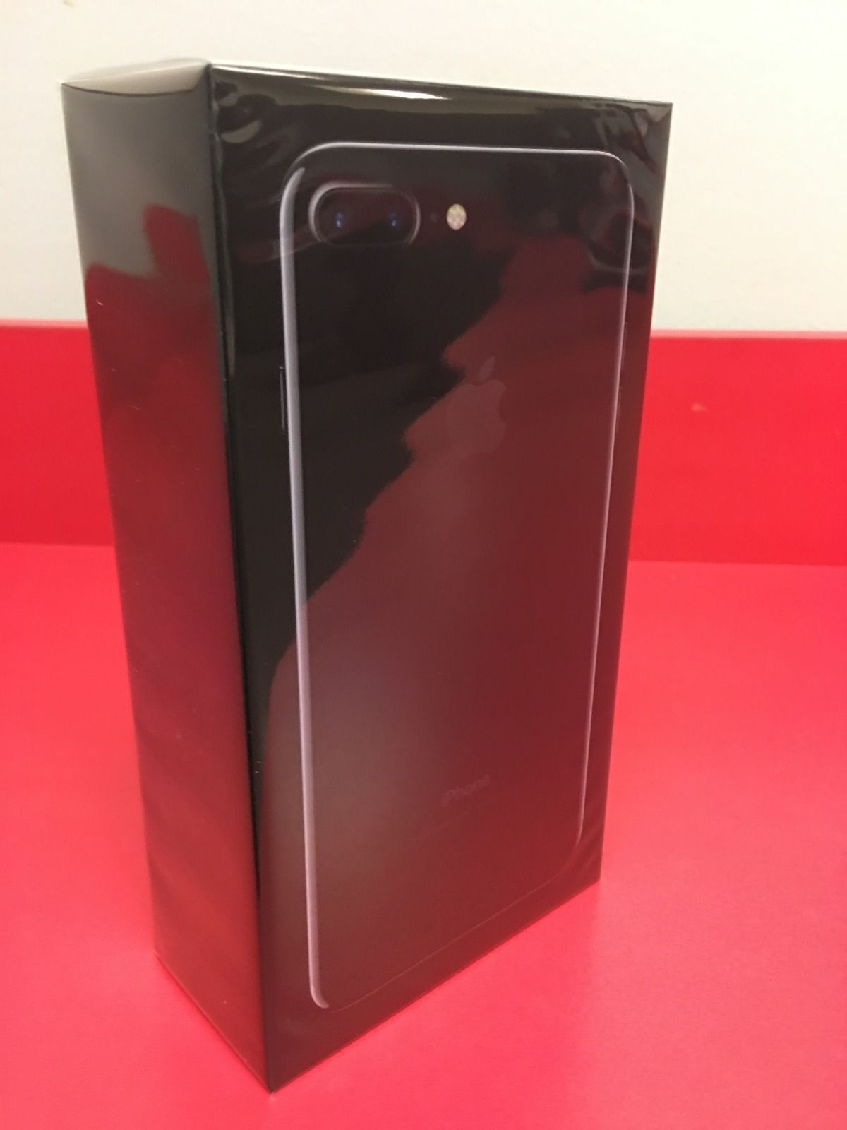 New Apple Iphone 7 Plus Latest Model 256gb Jet Black Att Jetblack Unlocked