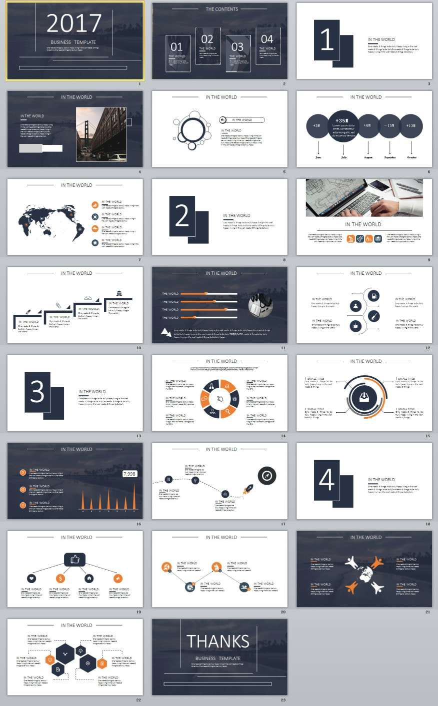 23 gray business design powerpoint templates presentation slides 23 gray business design powerpoint templates cheaphphosting Image collections