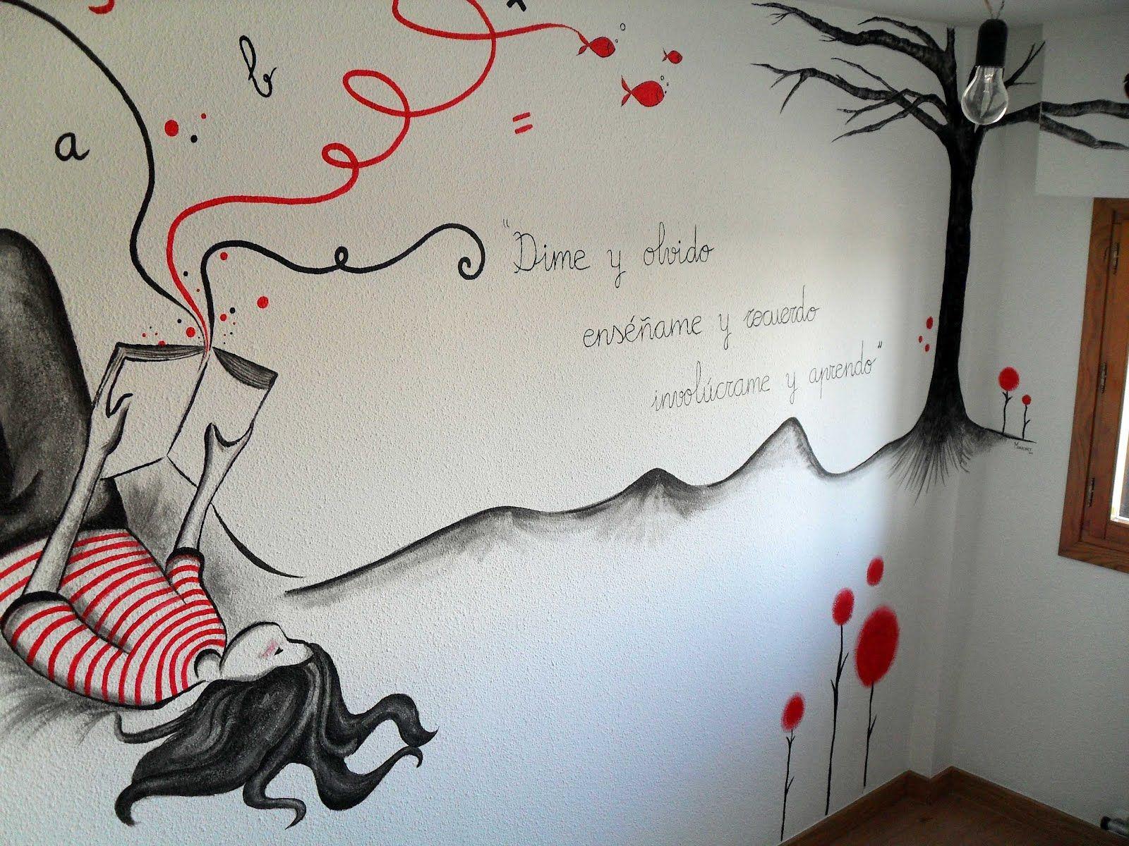 Decoraciones para pared de dormitorios juveniles buscar - Decoracion de paredes de dormitorios juveniles ...