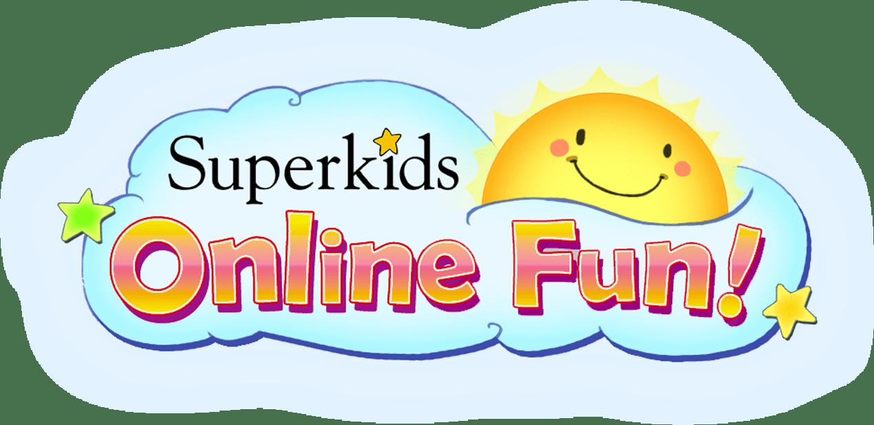 Superkids Online Fun   Online fun, Superkids, Fun