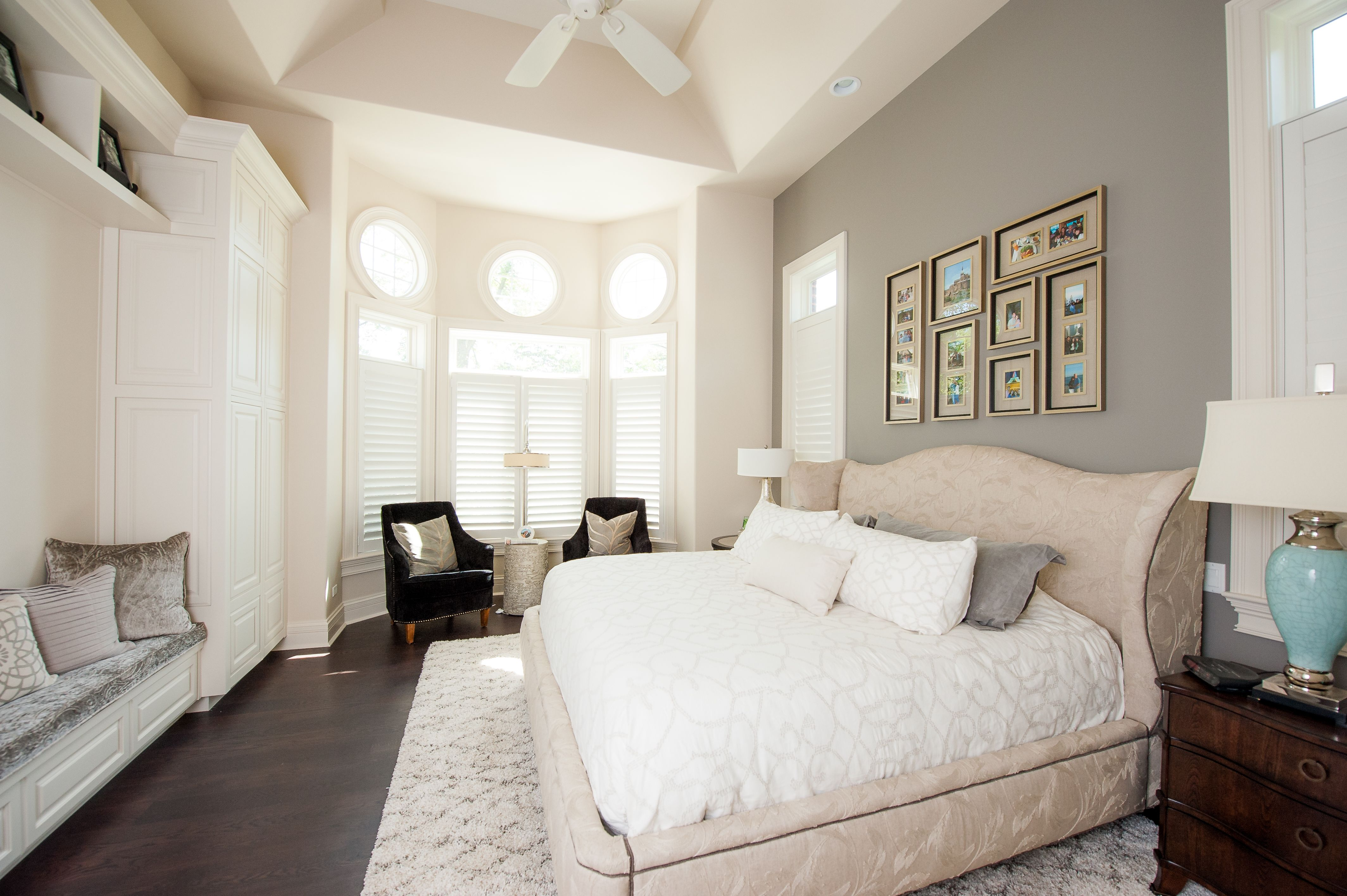 Traditional Master bedroom | Home decor, Interior ...