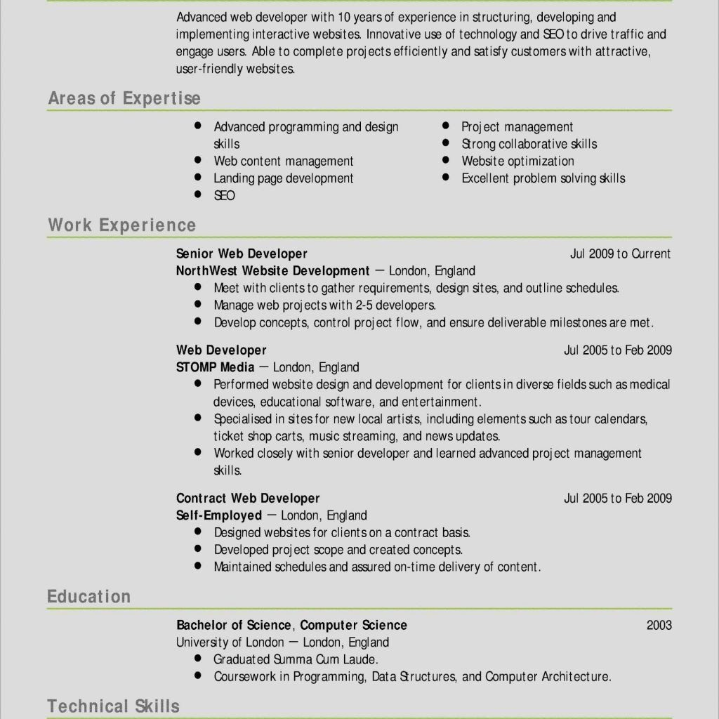 What your resume should look like in 2018 awesome resume