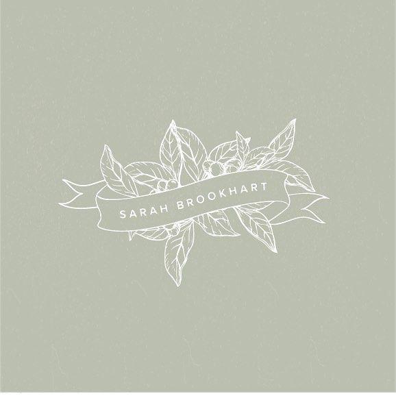 sarah brookhart logo • Morgan Parsons Creative
