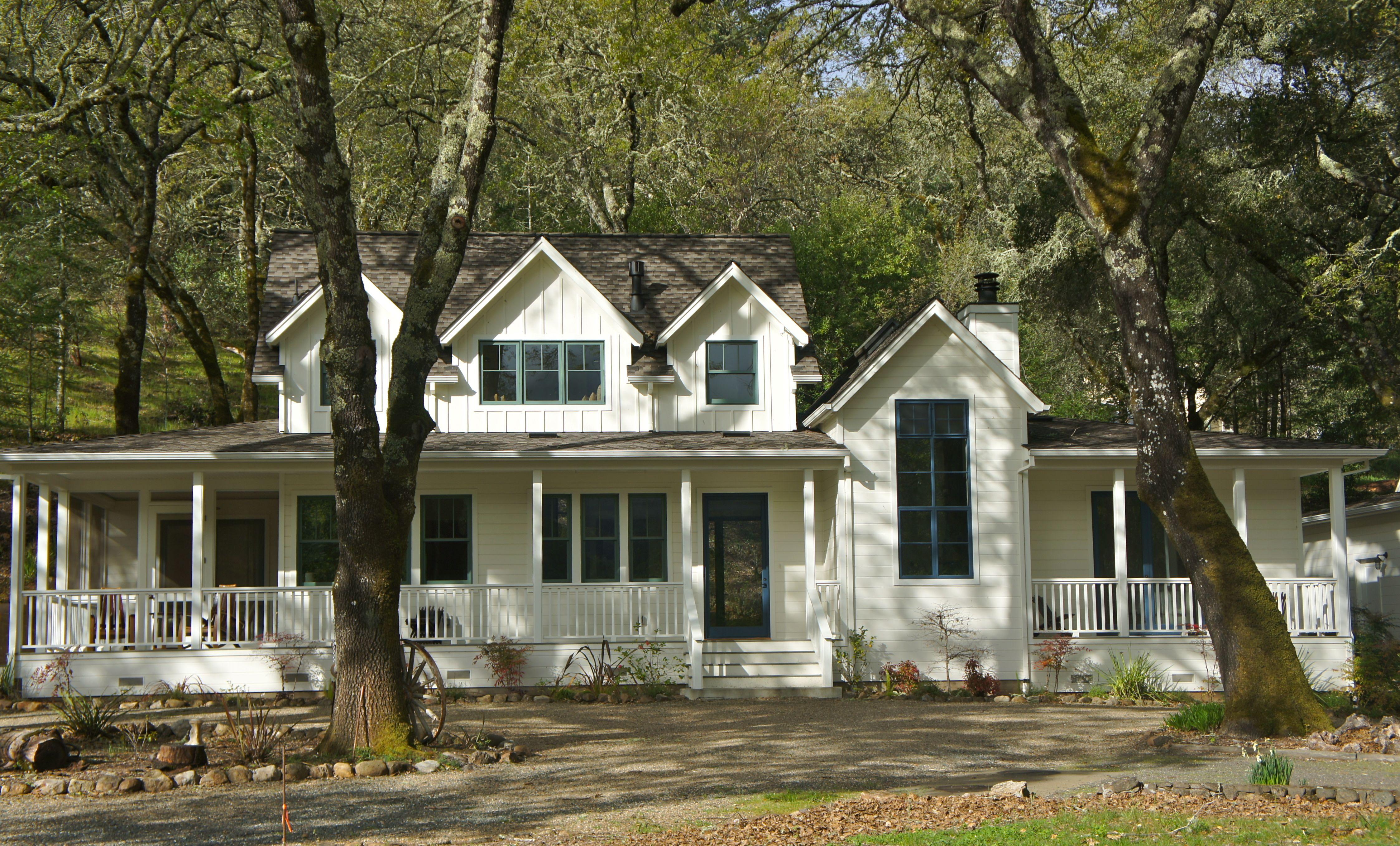 Amici Cellars guest house in Calistoga, CA (Napa Valley ...