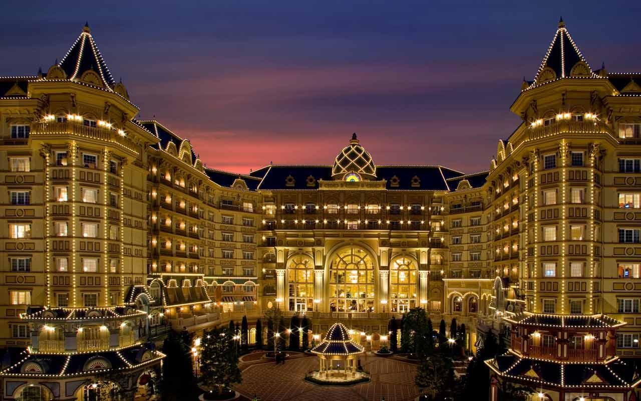 Tokyo Disneyland Hotel Japan Trip Nov. 2014 Disney
