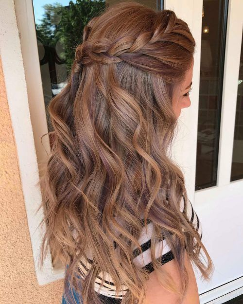 10+ Schönstes hellbraunes Haar #blondeombre