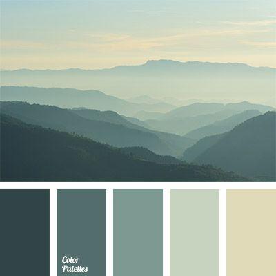 Color Palette #2496 | Bedroom colors, Blue colour palette ...