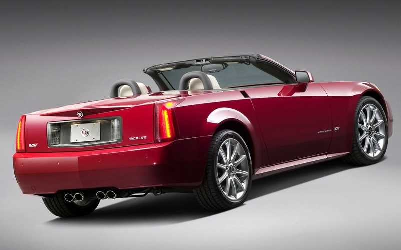 Cadillac XLR You can this image in resolution