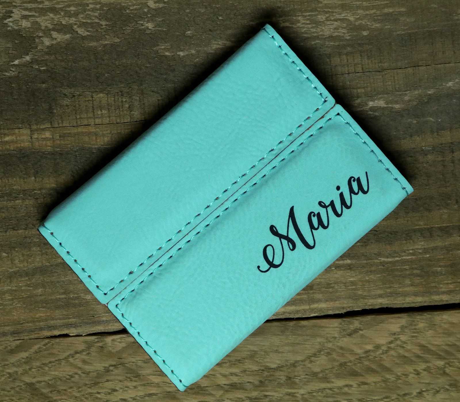 Customized Business Card Holder With Name Personalized Etsy Personalized Business Card Holder Business Card Case Personal Business Cards