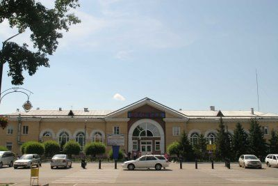 Abakan Russia San Petersburgo Rusia Moscu