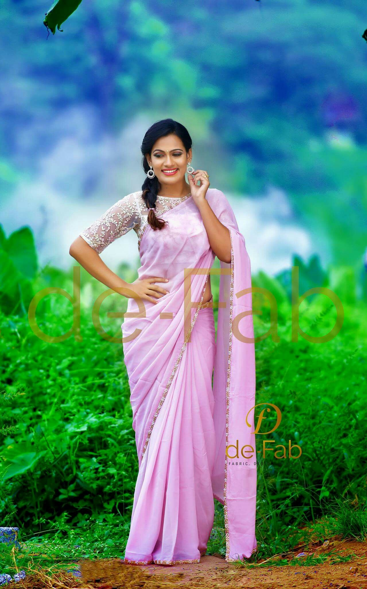 Simple Yet Perfect Elegant Saree Beautiful Saree Saree Poses Note how unusual and interesting a portrait might look, if shot. pinterest