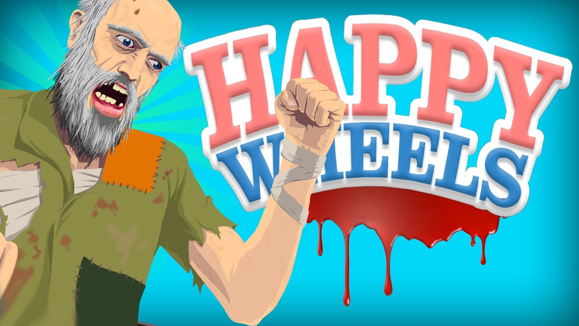 Happy Wheels Is A Ragdoll Physics Based Browser Game Created By