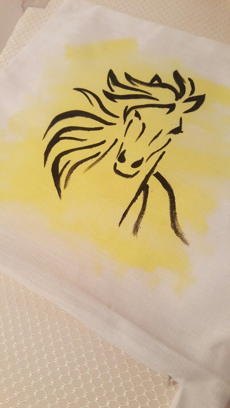 رسم خيول Horse Art Art Painting Art
