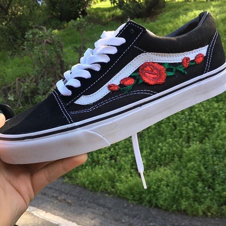 vans roses kopen