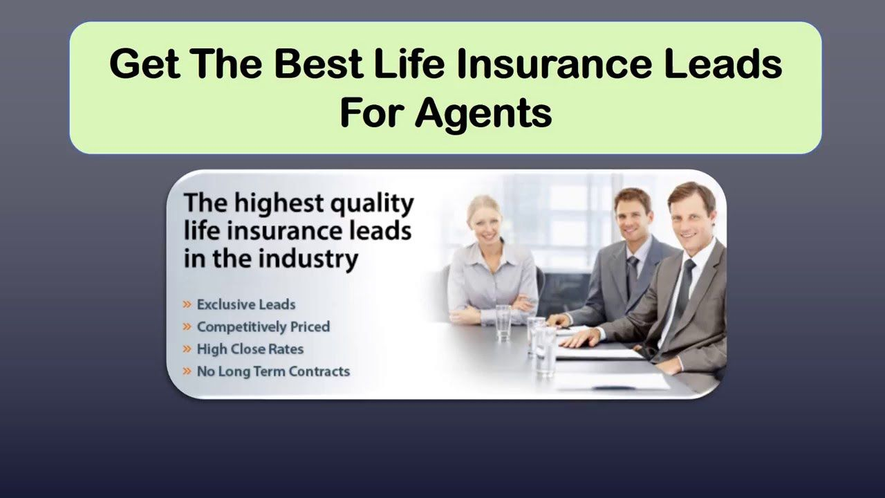 Pin by ProspectsForAgents on Life Insurance Leads For Sale
