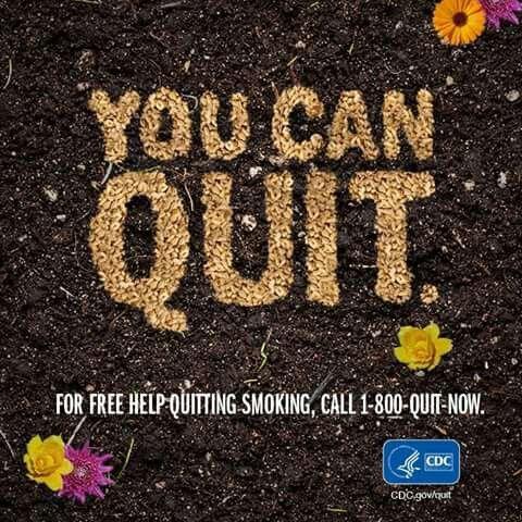 Quit smoking now...free free free