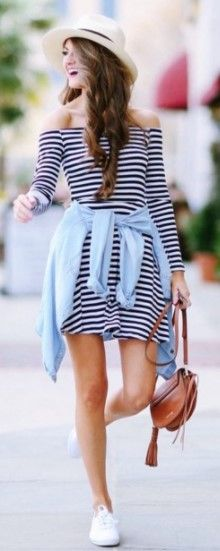 40+ adorable girly outfits with sneaker