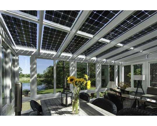 Best Modern Solar Pv Patio Roof Solar Panels Roof Solar 640 x 480