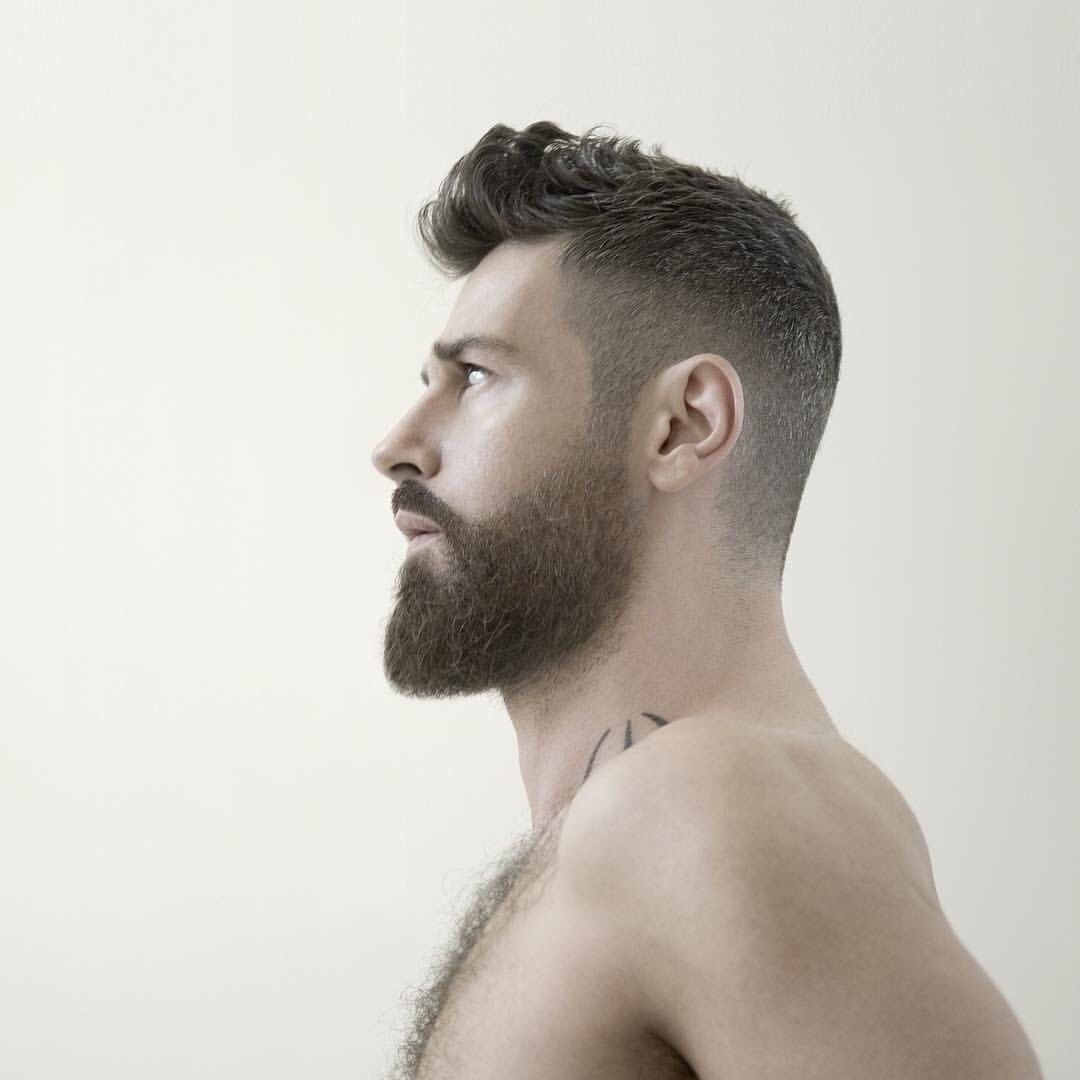 Beardburnme u analogue instagram the male handsomeness pinterest