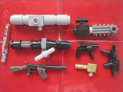 How To Make Cool Lego Weapons Part 2 | Caden | Pinterest | Legos and ...