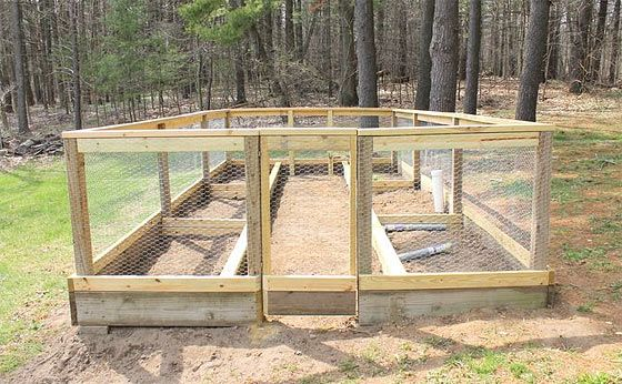 Your thoughts and opinions about recommendations for a fence around