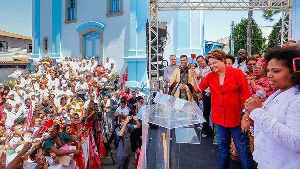 .: Quem casaria com Dilma?