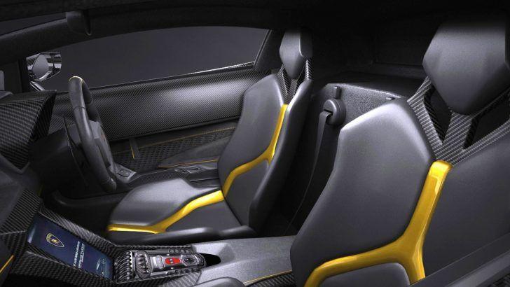 2017 Lamborghini Centenario Interior 2017 Lamborghini Centenario