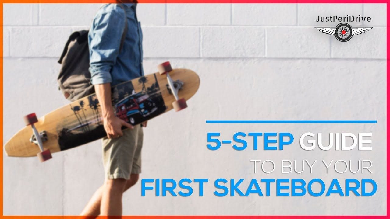 Skateboarding Is A Fun Art Many Of Us Love And This Simple Beginner S Guide Will Help You Buy Your F Skateboard Cool Skateboards Step Guide