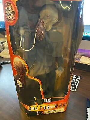 *RARE 12 Doctor Who 30cm OOD Doll with Translation ORB device Vintage SEALED* | eBay