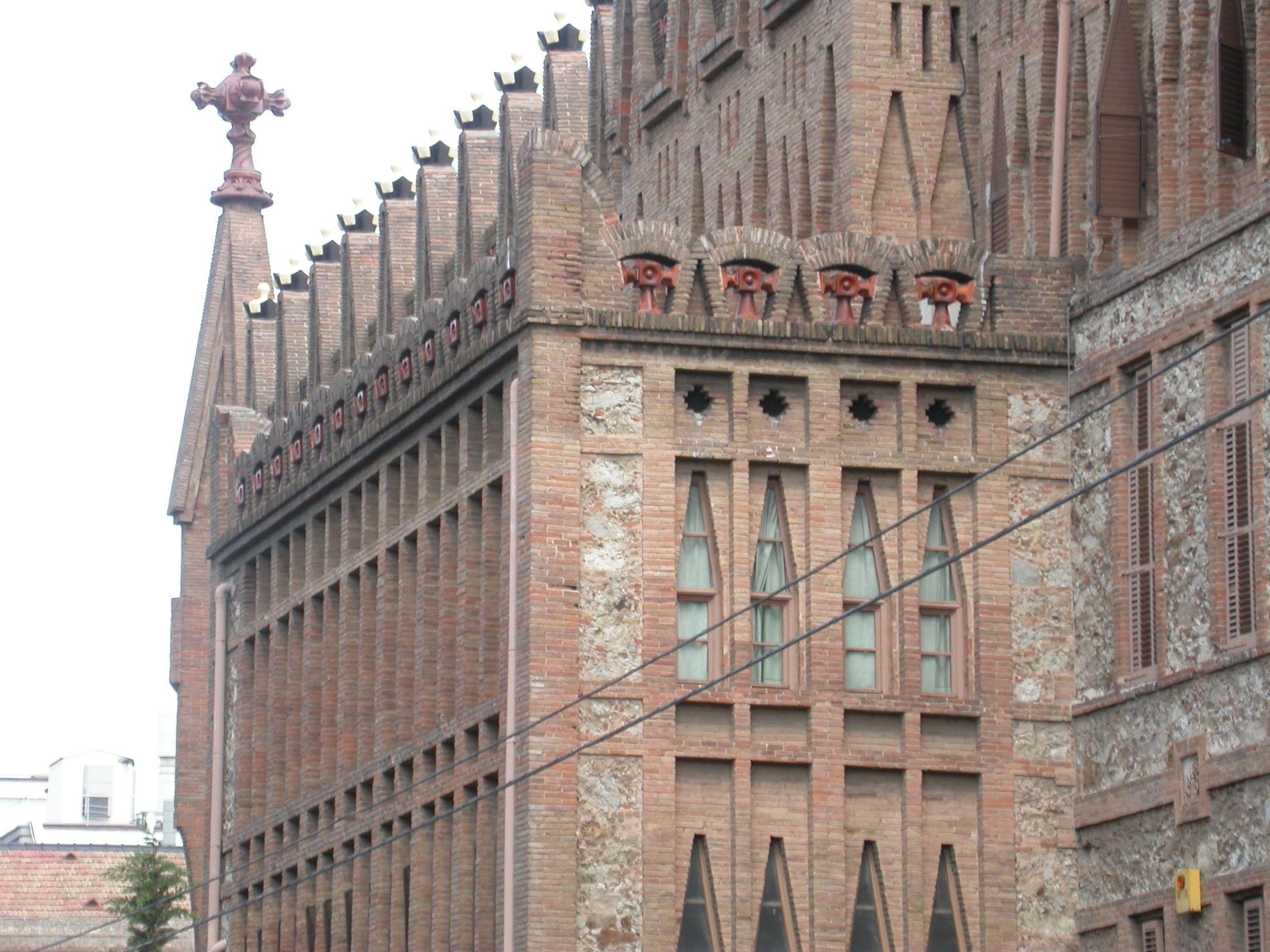Colegio de las Teresianas Barcelona Antoni Gaudí