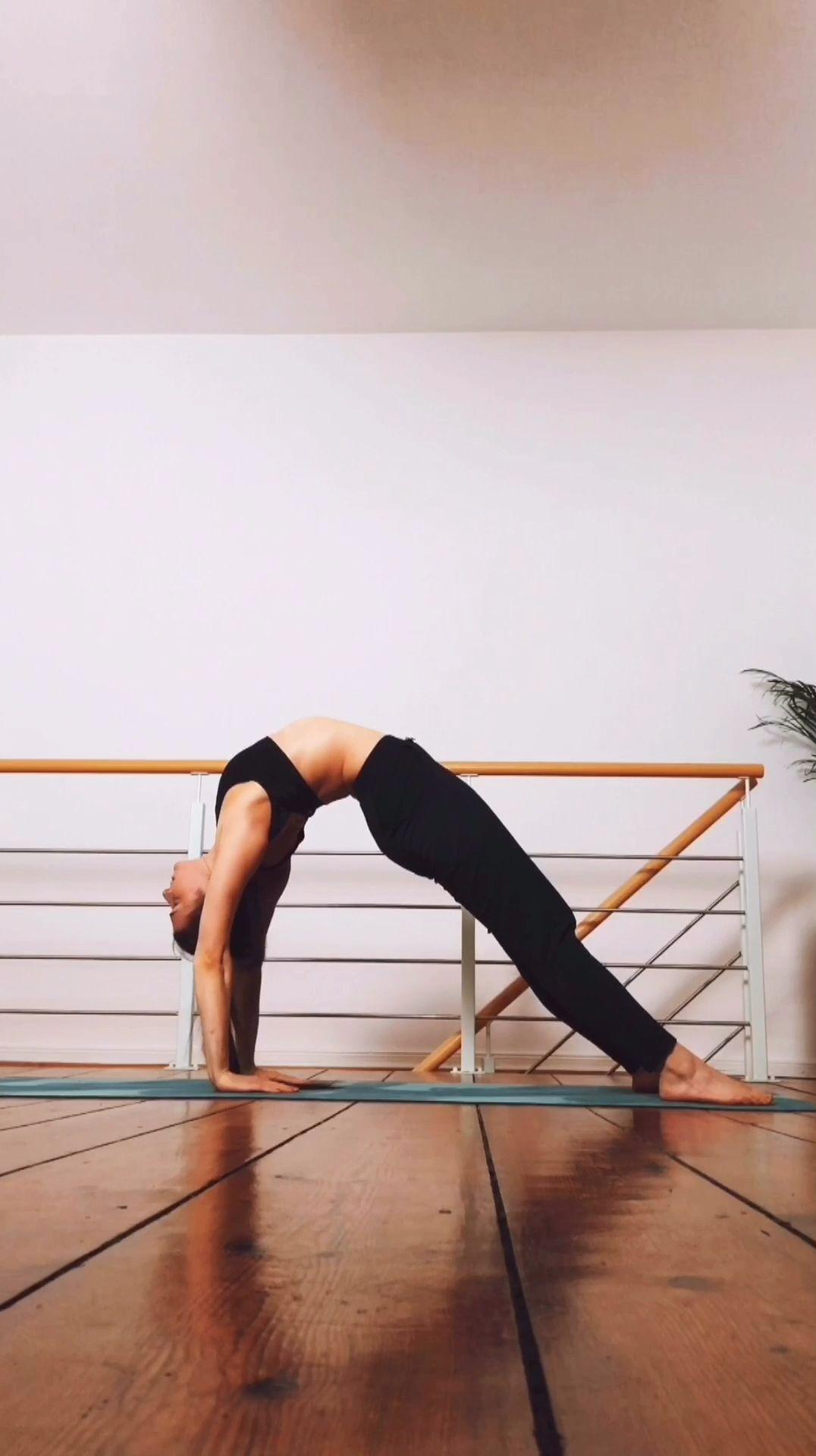 Yoga Flow für einen gesunden Rücken – Yoga