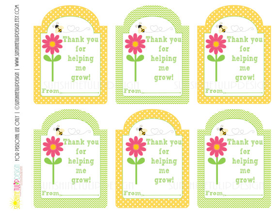 Printable Thank You For Helping Me Grow Gift Tags Teacher App Teacher Appreciation Gifts Printables Teacher Appreciation Printables Teacher Appreciation Gifts