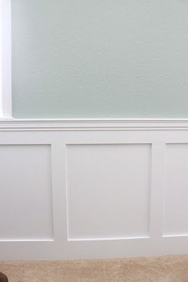 soft blue-green w/ flat panel wainscoting color ideas for Sharon's on flat panel doors, flat wall paneling, flat columns, flat panel siding, flat panel mantel, flat style wainscoting, flat panel fireplace, flat panel moulding, flat panel lighting, flat panel closets, flat panel cabinetry, flat panel shutters, flat panel cabinets, dado rail, flat wall antenna, flat panel insulation, flat panel vanity, flat panel kitchens, flat panel chandelier, flat seam metal roof panels, flat panel soffit,
