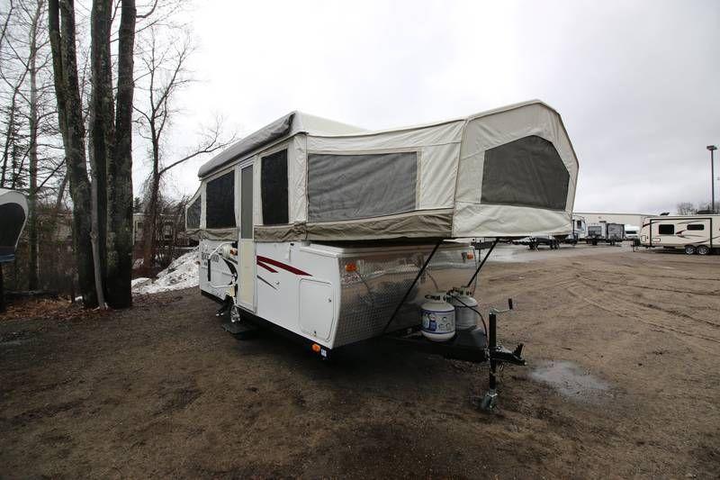 2009 Forest River Rockwood Hw Hw Pop Up For Sale Houghton Lake