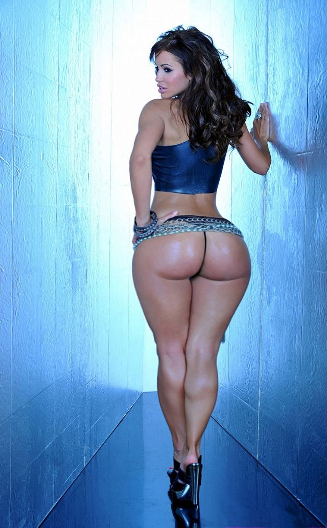 Women with nice round asses
