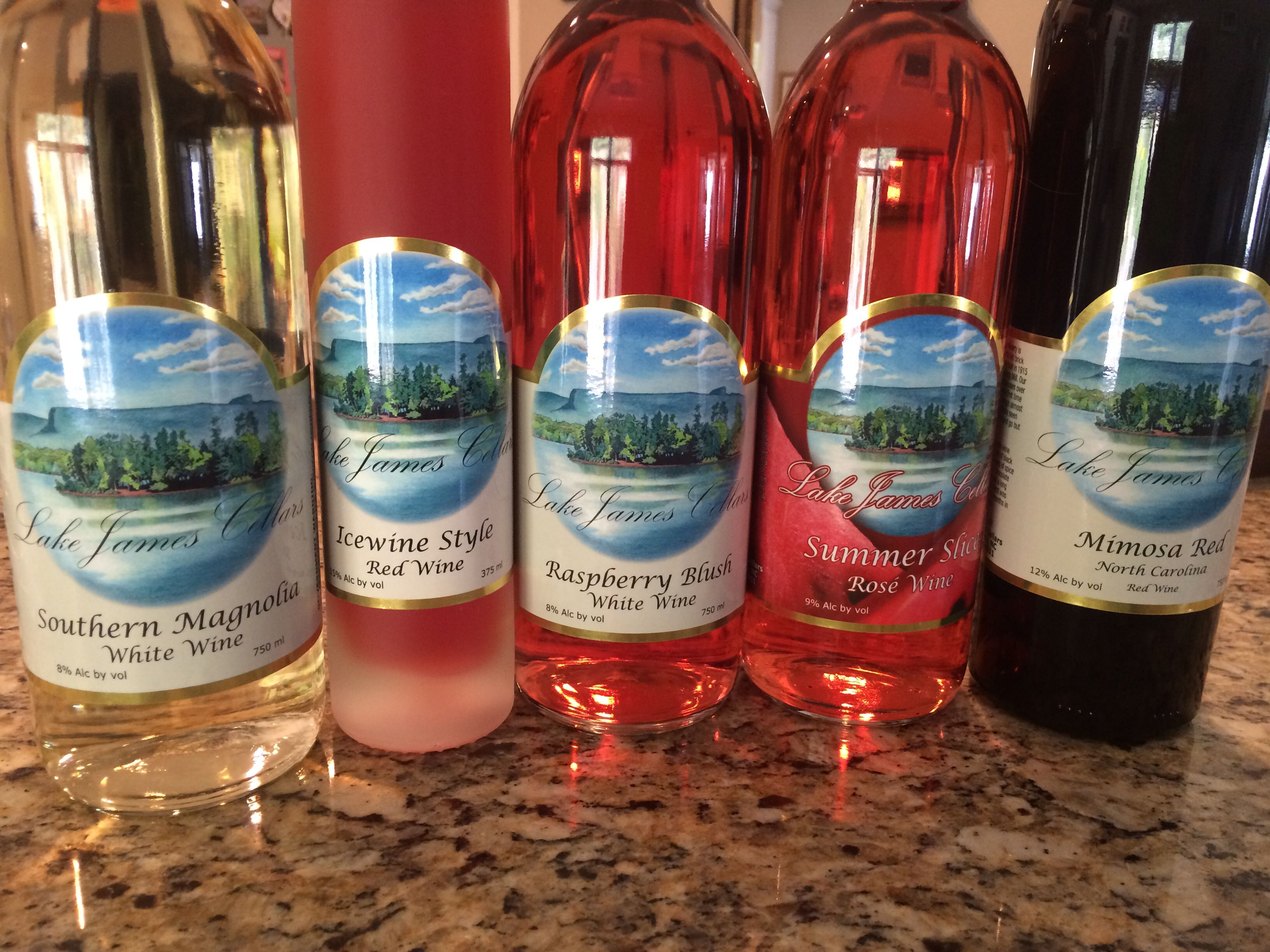 Lake James Cellars Winery Sweet Wines Sweet Wine Wines Ice Wine