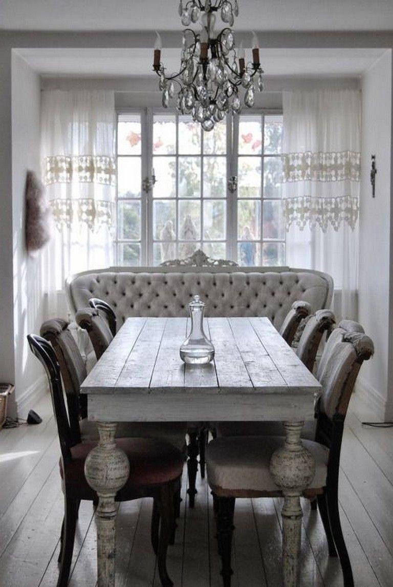 27+ Shabby chic dining room set Trend
