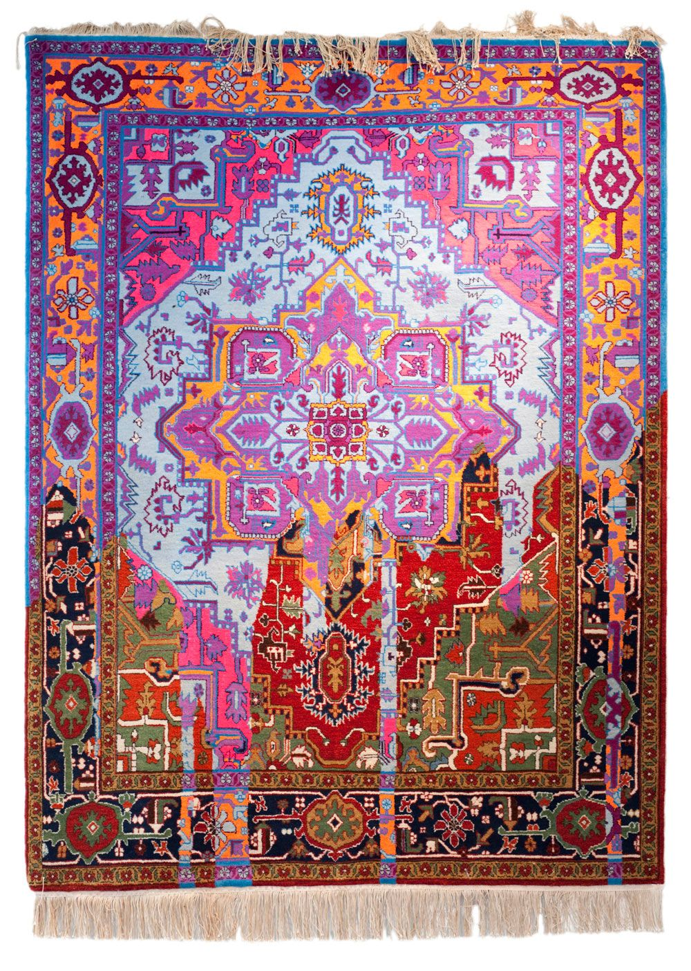 Art Deco Style Nepalese Hand Knotted Carpet Rug With Lineal Art Deco Design 1stdibs Com Art Deco Design Rugs On Carpet Art Deco Fashion