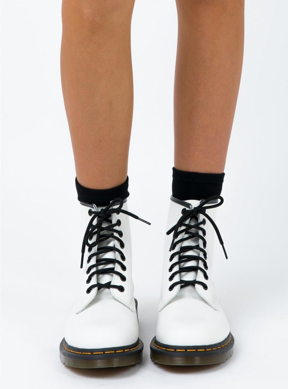 Dr. Martens | 1460 Smooth White