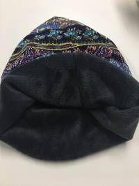 Women Winter Cotton Multipurpose Flower Printing Beanie Cap  Banggood Mobile  Hats