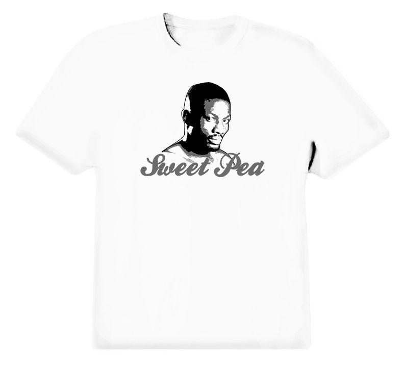 Boxing Legend Pernell Whitaker Sweet Pea Boxing Men/'s T-Shirt