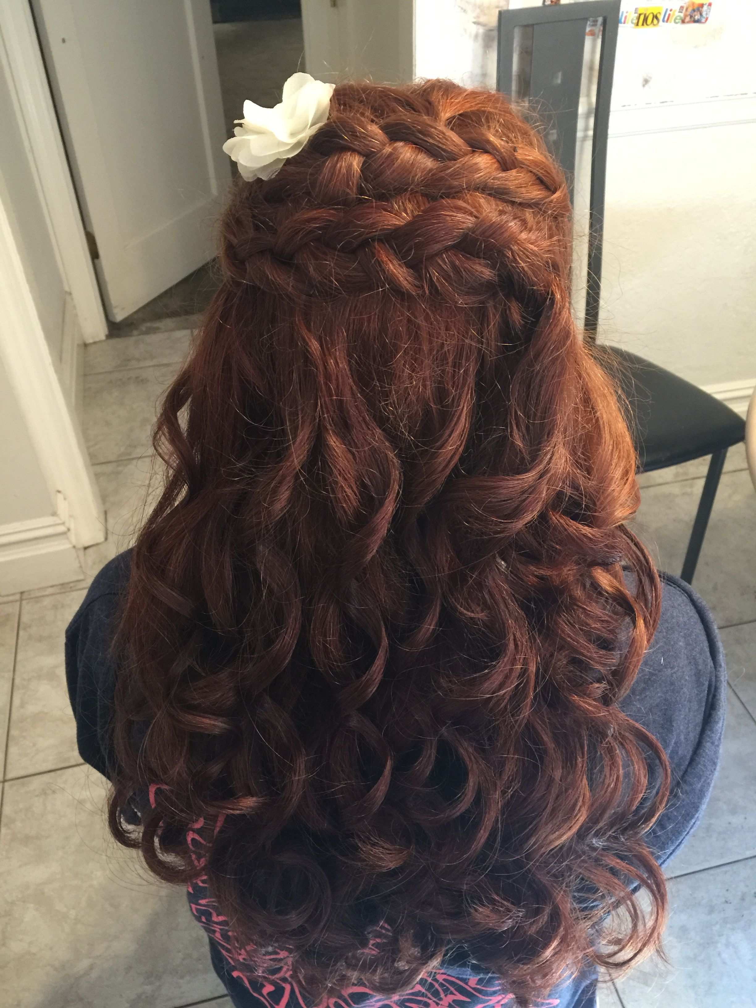 Gorgeous hair, great style!