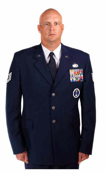 promo code 863e2 a10de U.S. Air Force Dress Uniform  I used to love to see my dad in his blues!