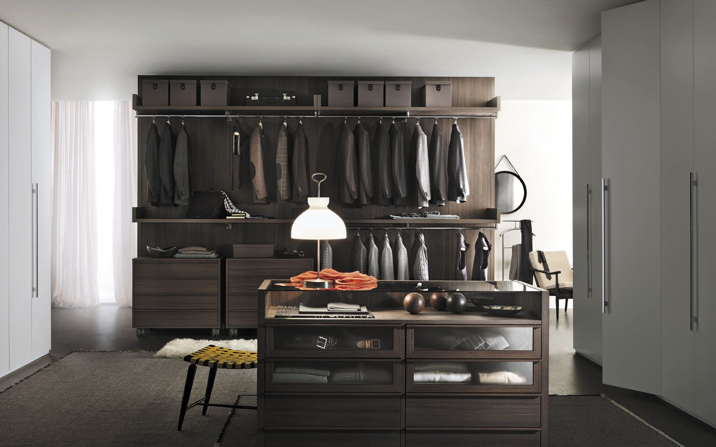 Walk in closet a need for every modern house contact living