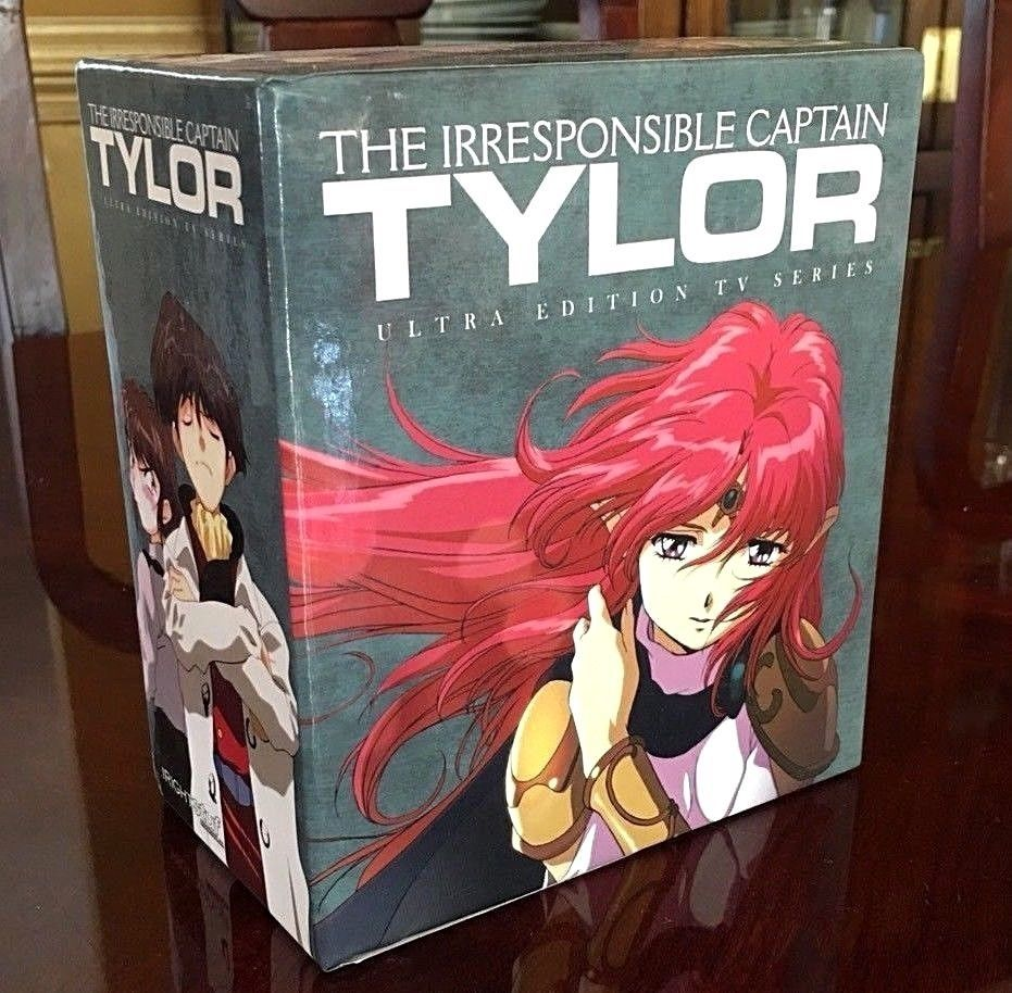 The Irresponsible Captain Tylor Ultra Edition TV Series