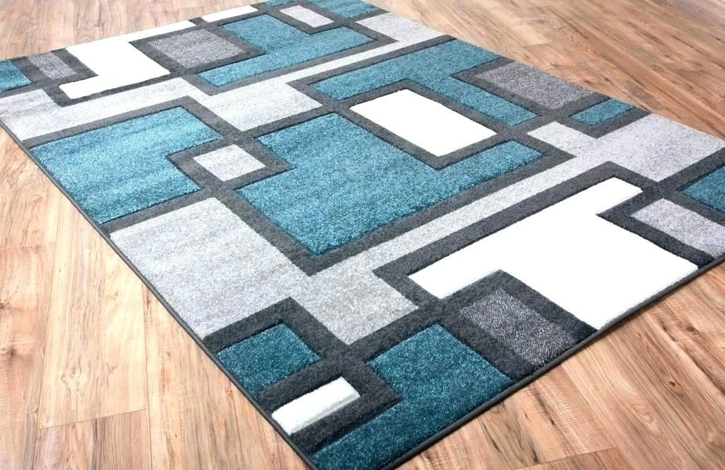Encouraging Teal And Black Area Rug Images Best Of Teal And Black Area Rug For Teal And Black Area R Geometric Area Rug Contemporary Area Rugs Area Rugs Cheap