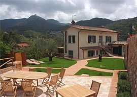 Bed and Breakfast Residence Bounty Isola d'Elba