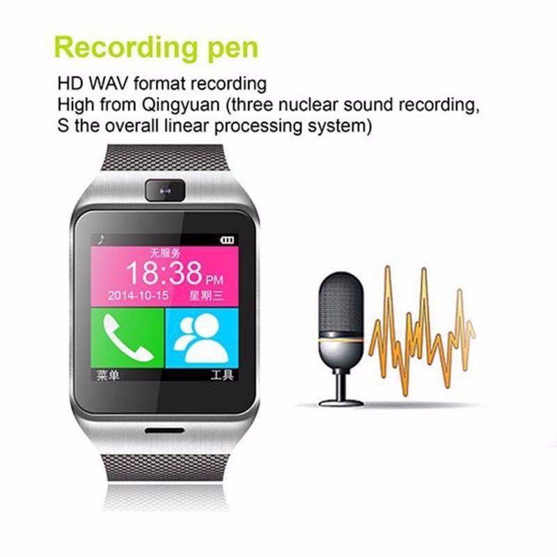Gv18 Smartwatch Bluetooth Gesundheit Mp3 Wasserdicht Pedometer Tragbares Gerat Mit Sim Karte Handy Gsm Android Smart Watch Telefon Wearable Device Smartwatch Bluetooth Bluetooth Watch