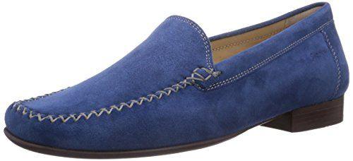Zilly, Damen Mokassin, Blau (Blu), 35.5 EU (3 Damen UK) Sioux