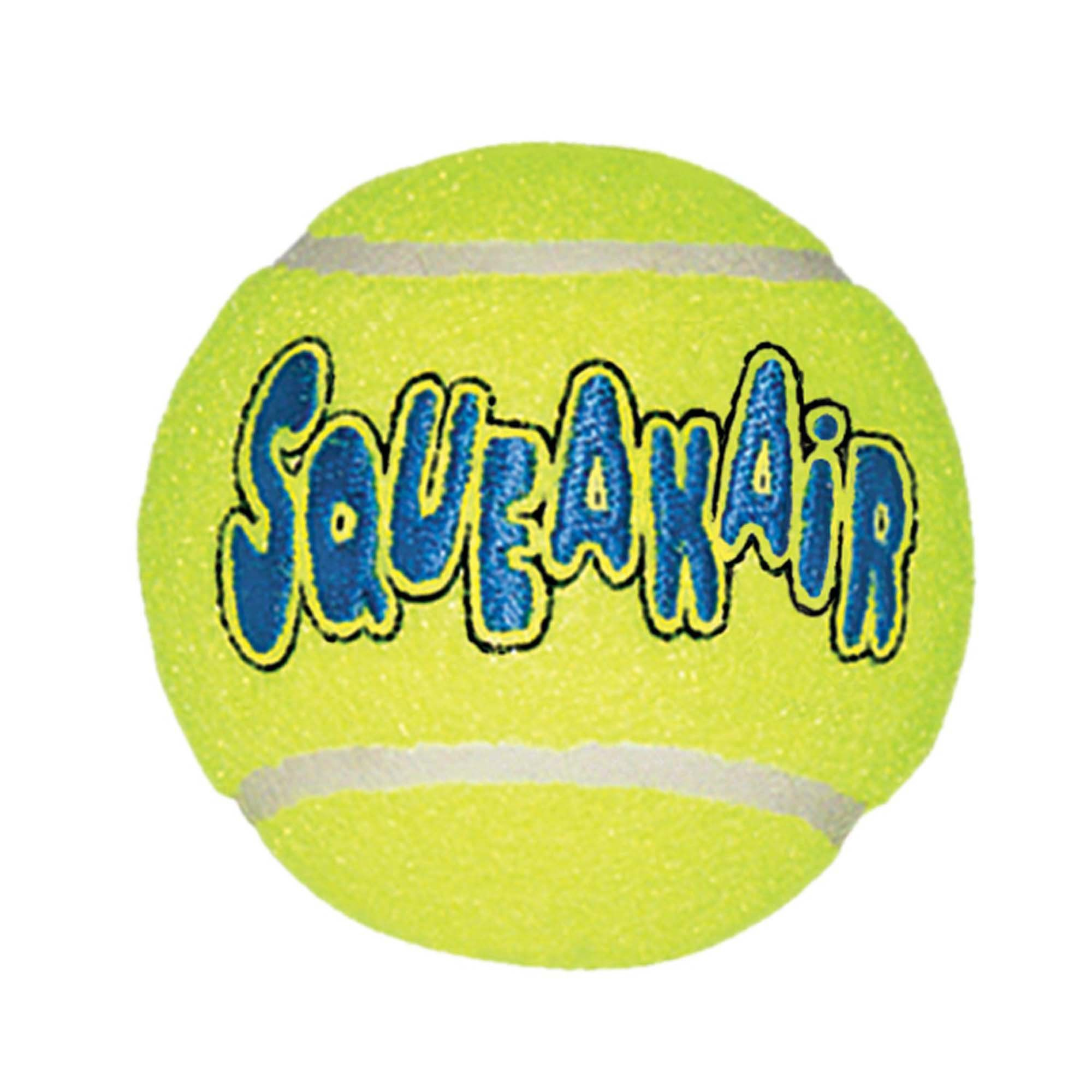 Kong Squeakair Tennis Ball X Large Dog Toys Best Dog Toys Kong Dog Toys